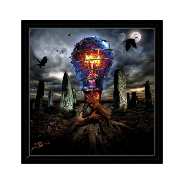 ILLUMINAE DARK HORIZONS CANVAS PRINT
