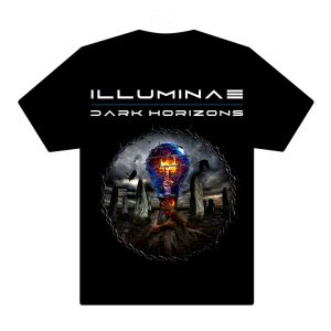 ILLUMINAE DARK HORIZONS FRIDGE TSHIRT
