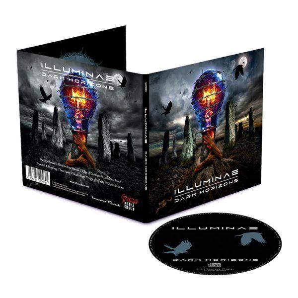 ILLUMINAE DARK HORIZONS CD