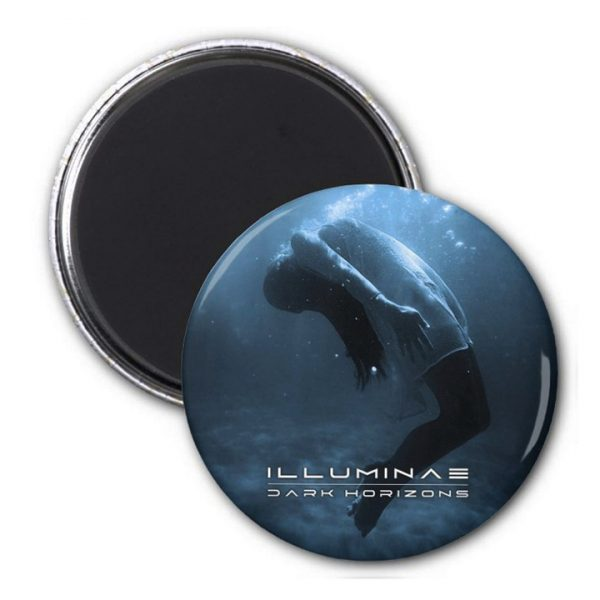 ILLUMINAE FRIDGE MAGNET
