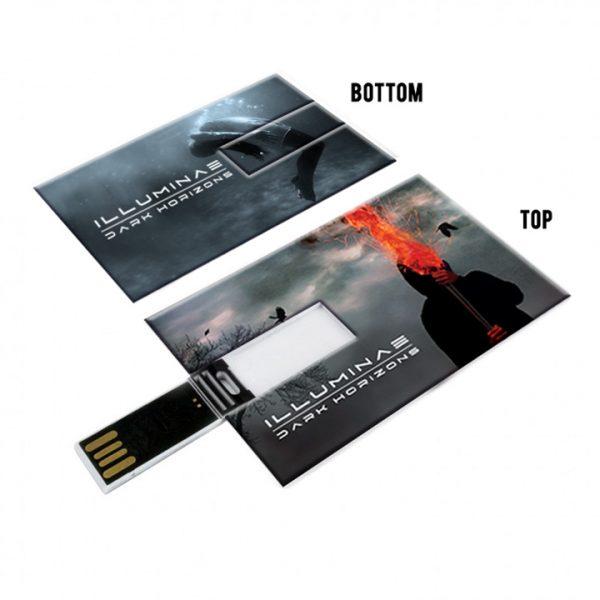 ILLUMINAE DARK HORIZONS USB
