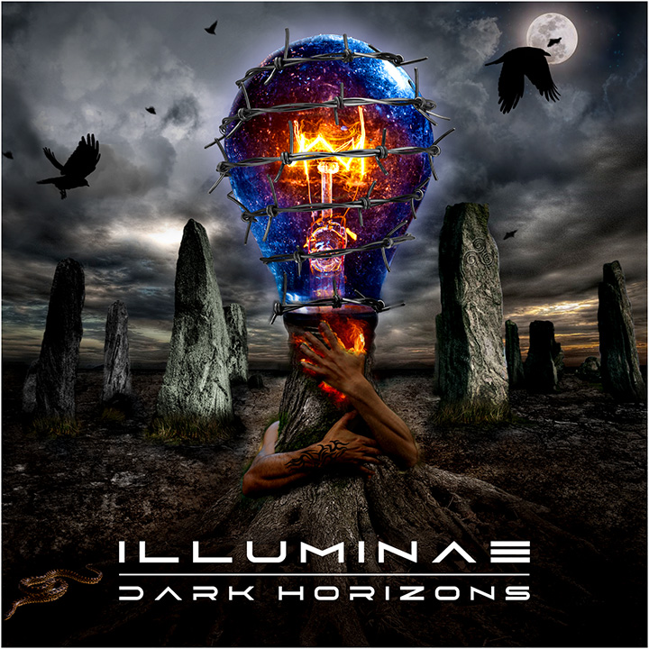 ILLUMINAE DARK HORIZONS CD
